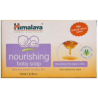 Himalaya Nourshing Baby Soap 75gm-set of 5