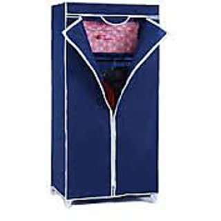 Folding Wardrobe Cupboard Stylish  Space Saving Almirah Best Quality available at ShopClues for Rs.2799