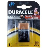 9V Duracell Battery MN1604 (1 Piece)