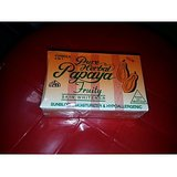 Pure Herbal Papaya Fruity Soap 4 In 1