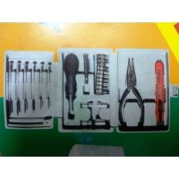 25 PCs Hobby Tool Kit For Home Office Garage Factory Multipurpose With Case Best