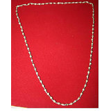 Silver TULSI MALA Prayer Beads Rosary, TULSI MALA, TULSI Rosary, Tulsa Mala