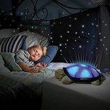 Turtle Night Sky Star Projector Lamp