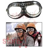 Stylish Dust Protection Atv Goggles Lens Eyewear For Bike Scooter Two Wheelers