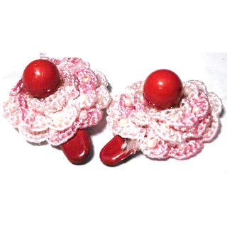 Stylish Crochet Tic Tac Pins - Design  12