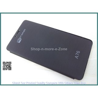 flip cover micromax fun a76 available at ShopClues for Rs.190