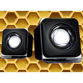 Terabyte Mini 2.0 Speaker with  Manufacturer  warranty