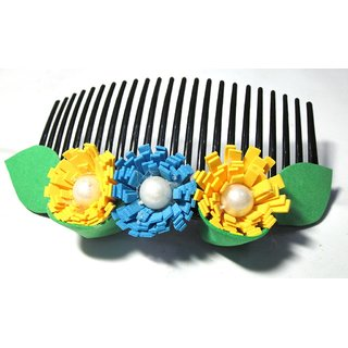 Stylish Designer Hair Clips - Design  20