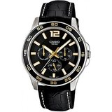 Compare Casio Classic MTP 1356L 1AVDF Black/Black Analog Watch (For Men)  A725 at Compare Hatke