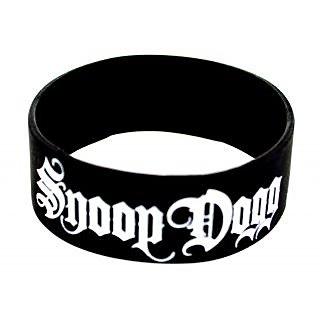 Mahna Snoop Dogg Engraved Wrist Band