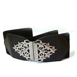 Women artificial fabric belt