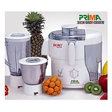 Borg Prima (Juicer Mixer Grinder) & Borg Sleek Power Juicer