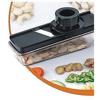 Compact Slicer Dry Fruit Grater Magic Slicer Adjustable Thickness