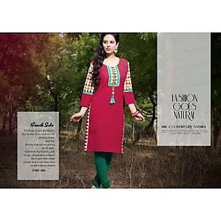Designer Deal Designer Ethnic stylish new branded trendy latest arrival  Kurti