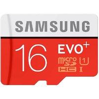 Samsung 16 GB EVO Class 10 SDHC 48MB/s