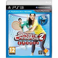 Sports Champions 2 (Move Required) (PS3)