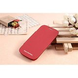 Flip Back Cover For Samsung Galaxy Trend Duos S7562 Red