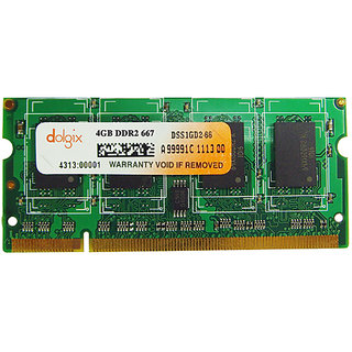 4GB DDR2 667MHz DOLGIX Laptop RAM