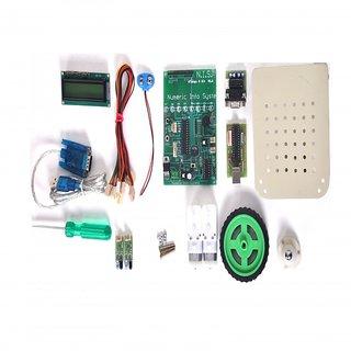 Numeric Atmega 8 Robot kit