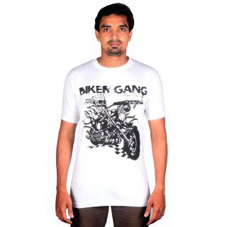 Bikergang t shirts for Men