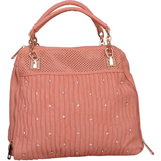MEADOW TOTE T616 PINK