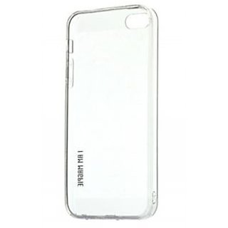 Magpie Back Cover for Apple iPhone 5S, Apple iPhone 5 (Clear)