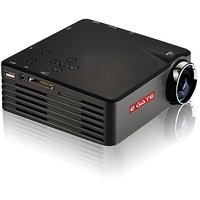 "EGATE G7 LED Video Gaming Projector Home Cinema Support AV TV VGA HDMI 80"" Scree"