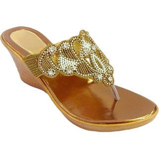 Shoe Centre Stones Studded Burmis Pretentious