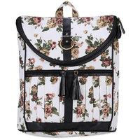 Sunny Printed Laptop Backpack SAG13G0917