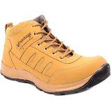 Shoe Island Tan Brown Casual Boots ADV1211-CHEEKU