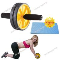 Instafit Power Stretch Roller For Ab Exerciser With Free