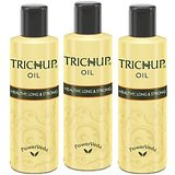 Trichup Healthy, Long & Strong Oil - Combo Pack Of (200ml X 3 Qty)