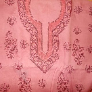 Lucknow Chikan Unstitched Suits