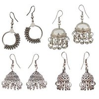 Earring Combo By Sparkling Jewellery