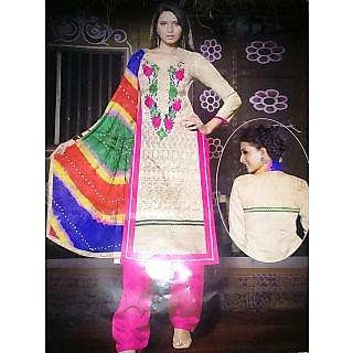 unstitched suit vidhi fabrics