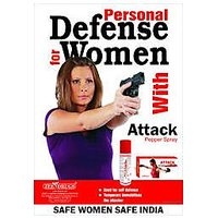 Attack Self Defence Pepper Spray
