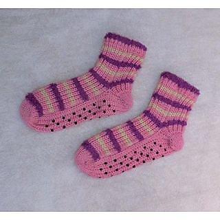 Greentree Women Winter Wear Woolen Free Size Skin Friendly Socks Pair C