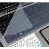 Silicon 12 13 14 15 17 Laptop Keyboard Protective Cover Skin Thin Film Free Shipping En