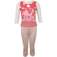 Jazzup Cotton Printed Nightwear (KZ-RDA1570)