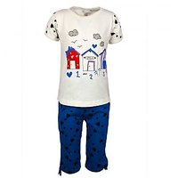 Jazzup Cotton Printed Nightwear (KZ-RDA1507)