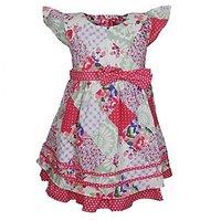 Jazzup Girls Cute Dress (KZ-CHK1002)