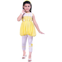Jazzup Girl Tunic Set (KZ-LTF1063)