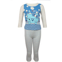Jazzup Cotton Printed Nightwear (KZ-RDA1569)