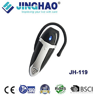 JINGHAO Buletooth Hearing Aid Fashion Low Noise Suitable Two Ears Byattery AG13