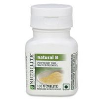 Amway NUTRILITE Natural B With Yeast- 100 Tablets