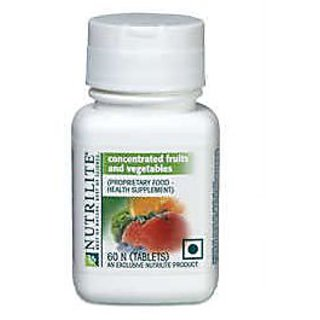 Amway Nutrilite Concentrated Fruits  Vegetables