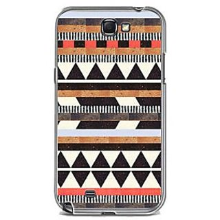 Mobile Back Cover For Galaxy Note 2 available at ShopClues for Rs.890