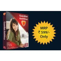Guardian AntiVirus 2013 Single User With One Year Licence