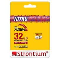 Strontium 32 GB Class 10 MicroSD