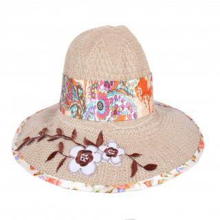 Preetty Brown Women's Hat JSMFHCP1266